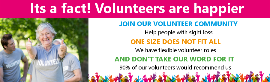 Join our Volunteer Team